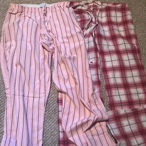 Lounging pants 2 pair